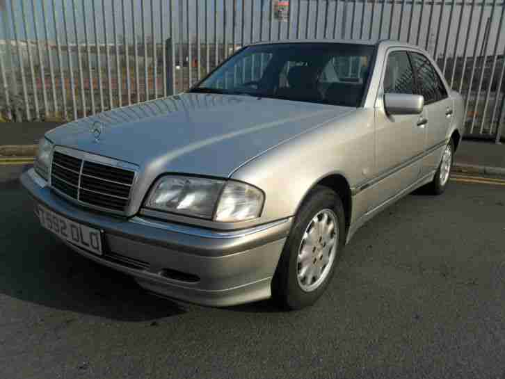 1999T MERCEDES BENZ C200 ELEGANCE AUTO, ONLY