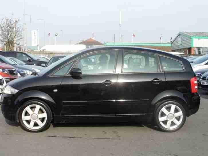 Audi South Bay >> Audi 2000 A2 1.4 SE 5dr 5 door Hatchback. car for sale