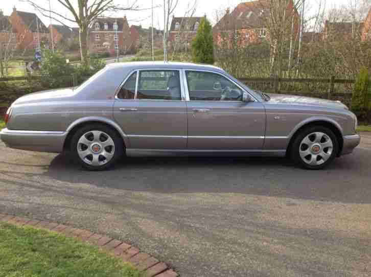 2000 ARNAGE RED LABEL 6.8 AUTO