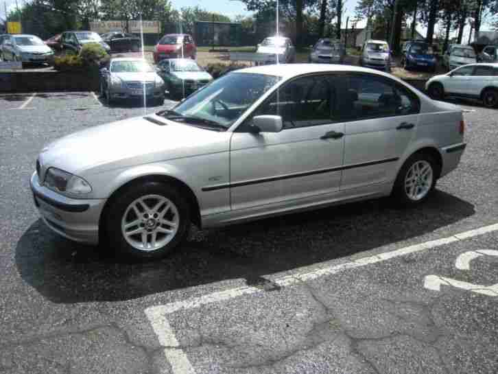 Bmw 2000 3 Series 1 9 318i Se 4d 117 Bhp Car For Sale
