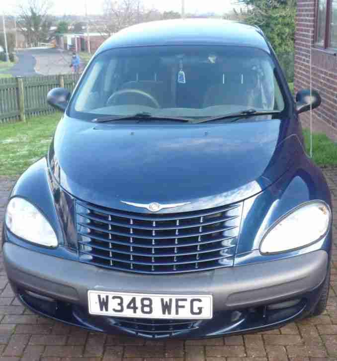 Chrysler 2000 PT CRUISER TOURING EDITION BLUE BARGAIN LONG