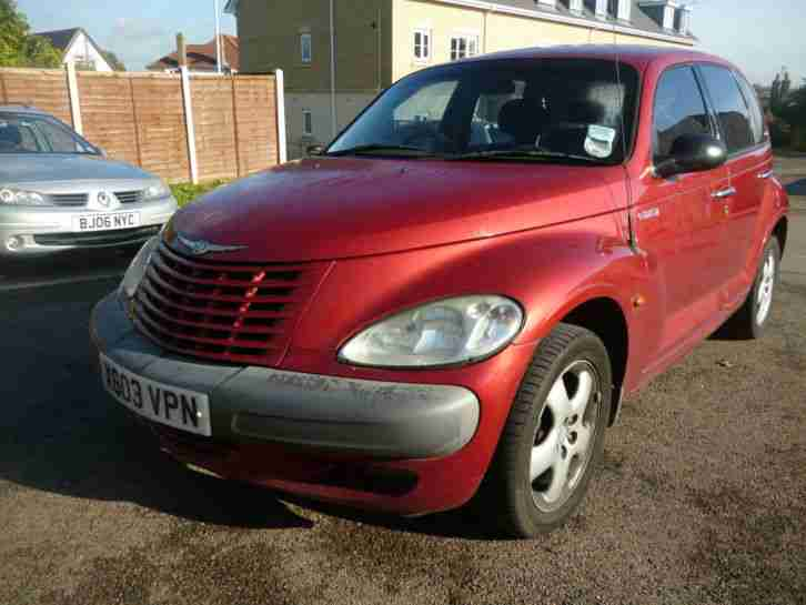 2000 PT CRUISER TOURING EDITION