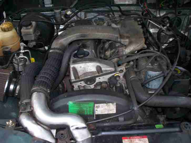 2000 DAEWOO MUSSO TD GREEN mercedes sprinter ENGINE SPARES REPAIRS