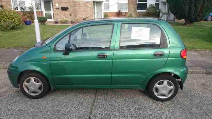 Daewoo 2000 matiz 08l green manual car for sale daewoo matiz daewoo car from united kingdom publicscrutiny Image collections