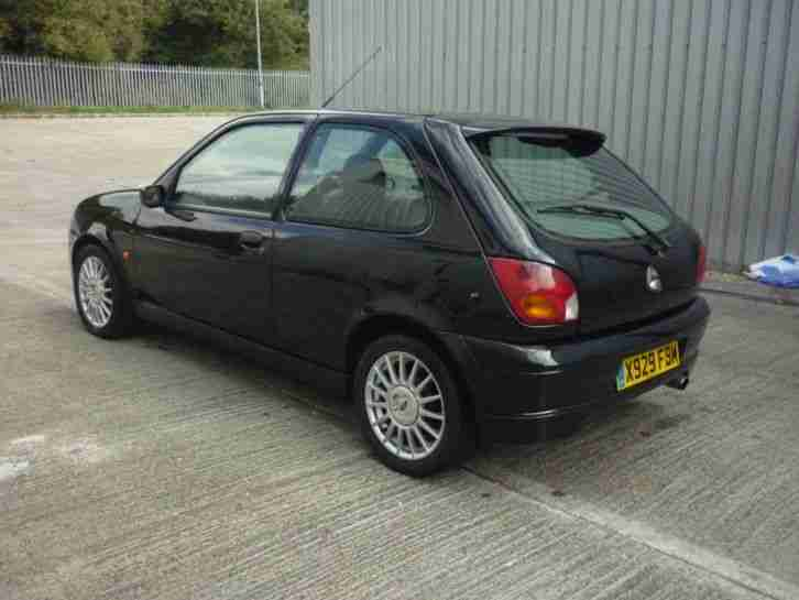 ford  fiesta zetec  black car  sale