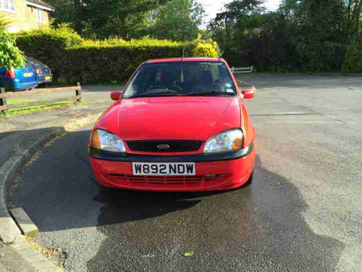2000 Ford Fiesta 1.3 Finesse
