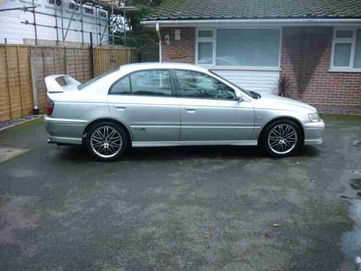 2000 ACCORD TYPE R SILVER
