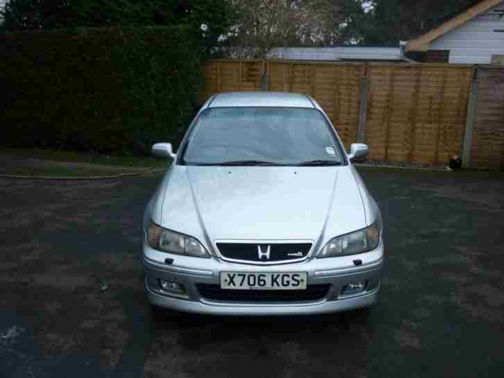 2000 HONDA ACCORD TYPE-R SILVER