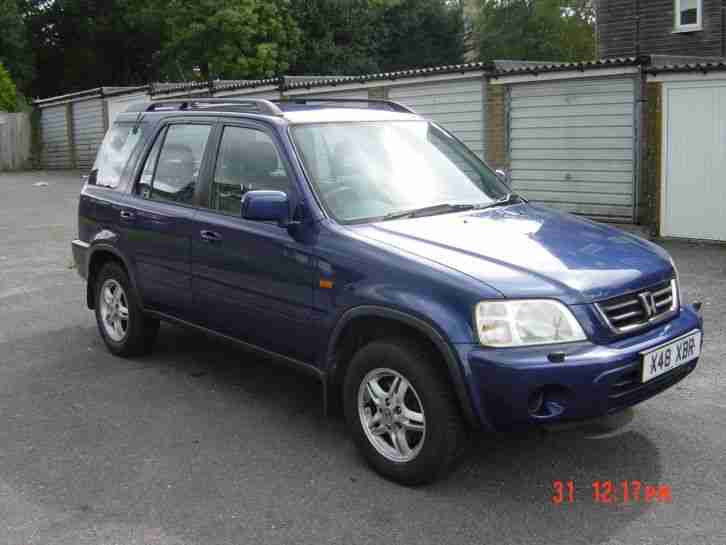 2000 CRV 2.0 ES MANUAL NEW MOT PART EX