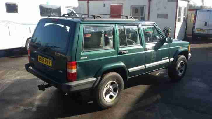 jeep 2000 cherokee xj 2 5 turbo diesel 4x4 car for sale. Black Bedroom Furniture Sets. Home Design Ideas