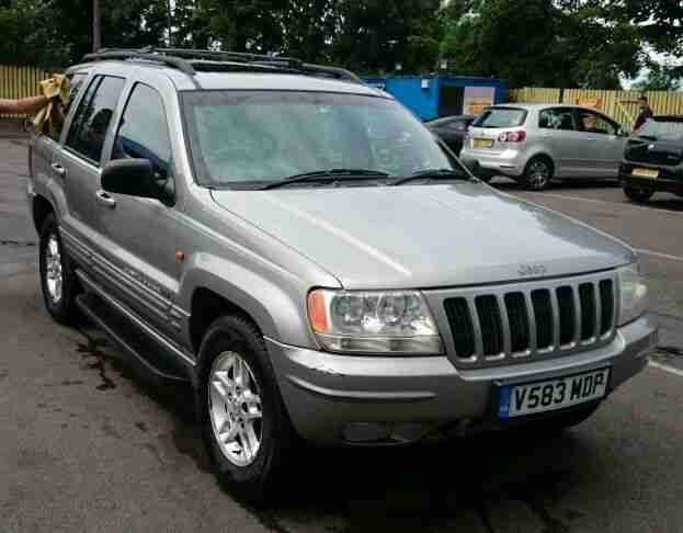 jeep 2000 grand cherokee 4 7 v8 101k from new car for sale. Black Bedroom Furniture Sets. Home Design Ideas