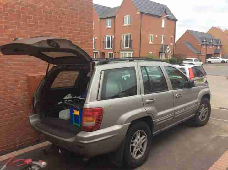 2000 GRAND CHEROKEE LIMITED SPARES OR