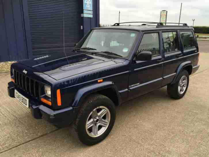 Jeep 2000 Cherokee 2 5td Orvis Car For Sale