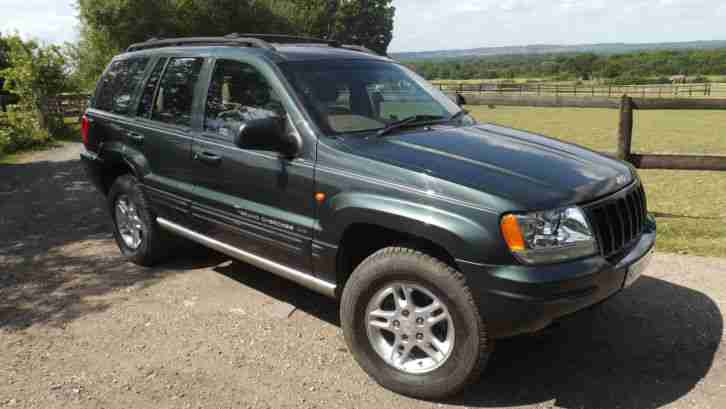 jeep 2000 grand cherokee limited 3 1 td diesel auto car for sale. Cars Review. Best American Auto & Cars Review
