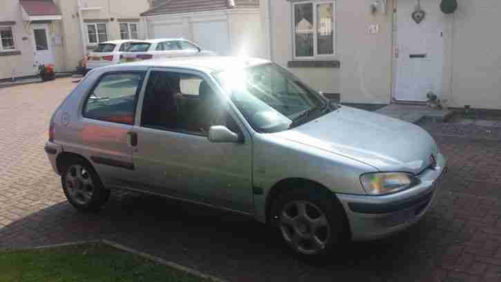 2000 PEUGEOT 106 INDEPENDENCE fitted with 1.4 quicksilver engine