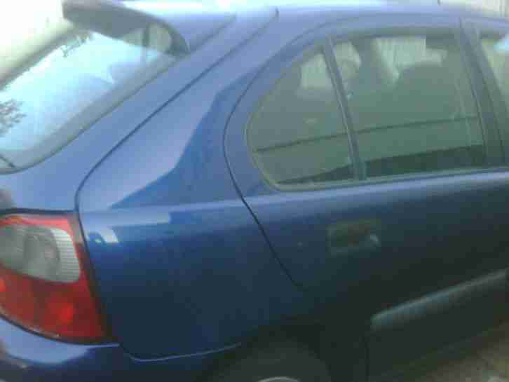 2000 ROVER 25 IS 16V STEPTRONIC BLUE