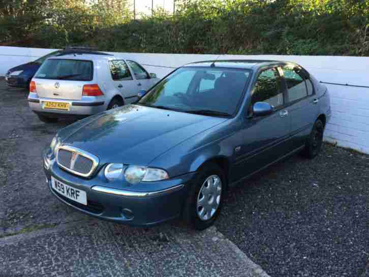 2000 45 IL 16V BLUE SPARES OR REPAIRS 3