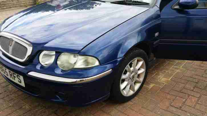 2000 ROVER 45 IS 16V 1.598cc – 53.000 Miles