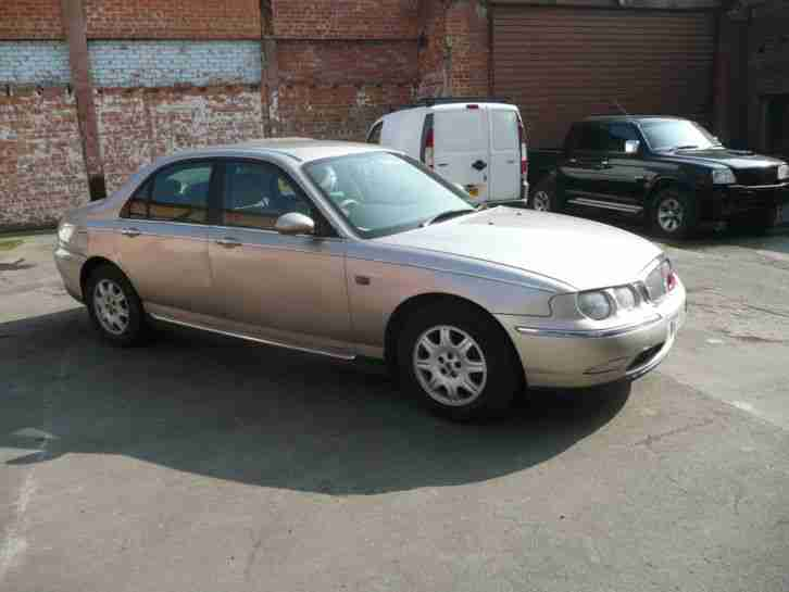 2000 ROVER 75 CLASSIC CDT SE GOLD, SPARES OR REPAIR, NON RUNNER
