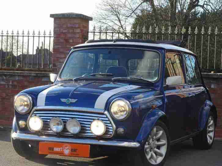 Rover 2000 Mini 13 I Cooper Sport 2dr Car For Sale
