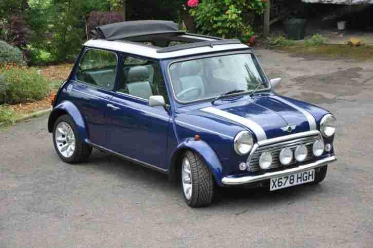 Rover 2000 Mini Cooper Sport Car For Sale