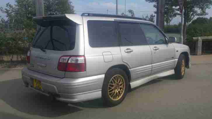 2000 SUBARU FORESTER st/b STI - EXCELLENT CONDITION - FRESH JAP IMPORT