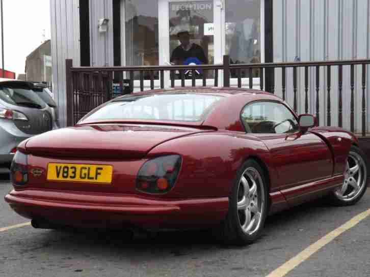 2000 Tvr Cerbera CERBERA 2 door Coupe