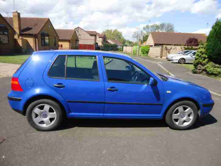 2000 GOLF S BLUE NOISEY GEARBOX