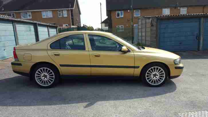 2000 Volvo S60 2.4 auto T S * 200 Bhp * Service history * Cambelt fitted in 2014