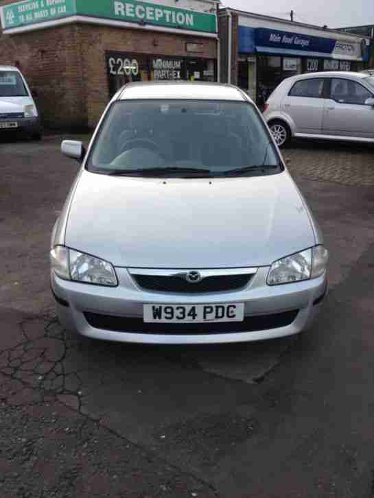 2000 (W) MAZDA 323F 2.0 LXi DIESEL 5door PART EX TO CLEAR SPARES OR REPAIR