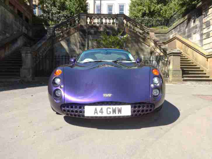 2000 W TVR Tuscan 4.0 Speed Six Manual