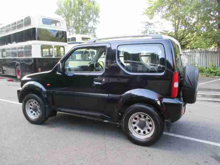 suzuki 2000 x reg jimny jlx 1 3 hard top 4x4 jeep only 76. Black Bedroom Furniture Sets. Home Design Ideas