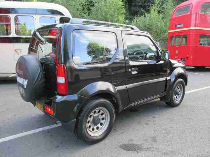 suzuki 2000 x reg jimny jlx 1 3 hard top 4x4 jeep only 76. Black Bedroom Furniture Sets. Home Design Ideas