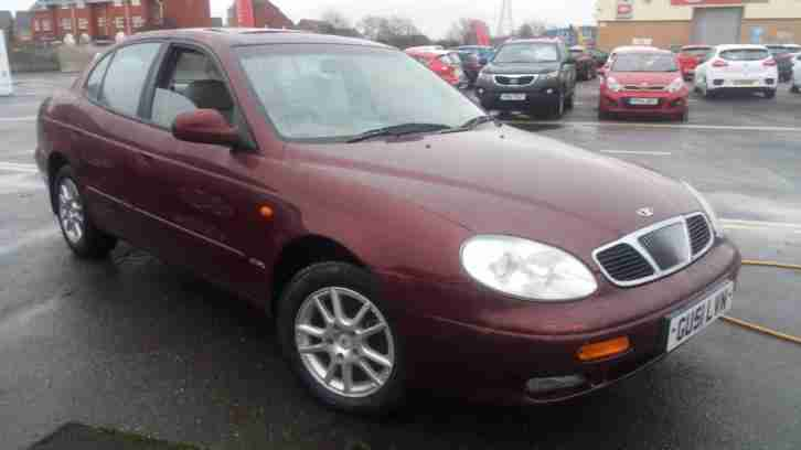Daewoo 2001 51 LEGANZA 2 0 CDX E AUTOMATIC GREAT VALUE FOR