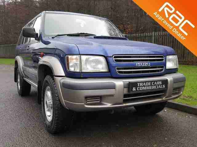 2001 51 TROOPER 3.0 LWB DT DUTY