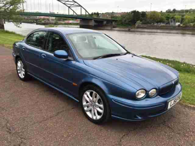 jaguar 2001 51 x type 3 0 v6 sport 4d 231 bhp car for sale. Black Bedroom Furniture Sets. Home Design Ideas