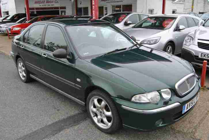 2001 51 ROVER 45 IMPRESSION S 1.6 SALOON