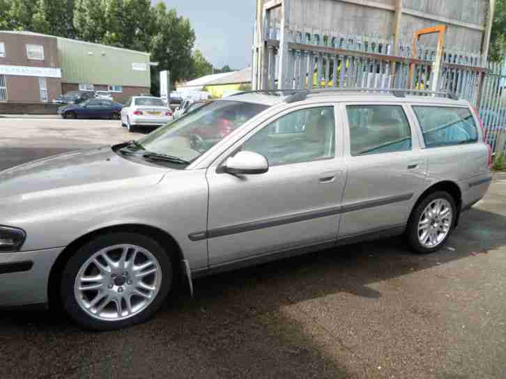 volvo 2001 51 v70 se automatic petrol car for sale. Black Bedroom Furniture Sets. Home Design Ideas