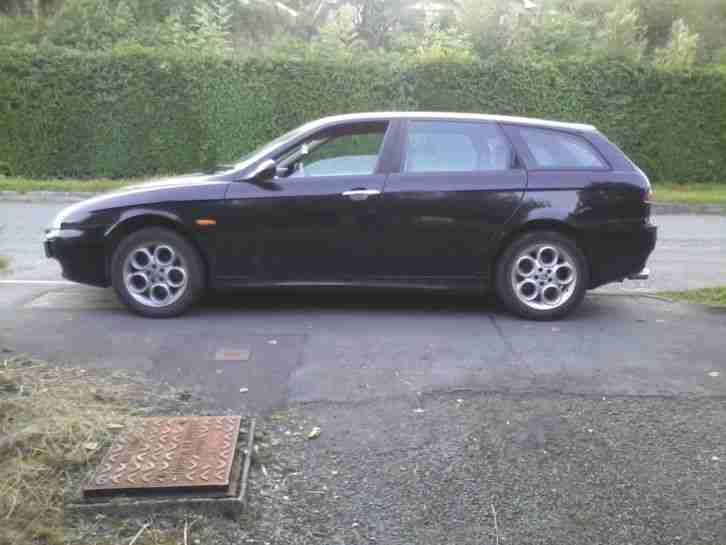 alfa romeo 2001 156 1 8 ts sportwagon car for sale. Black Bedroom Furniture Sets. Home Design Ideas