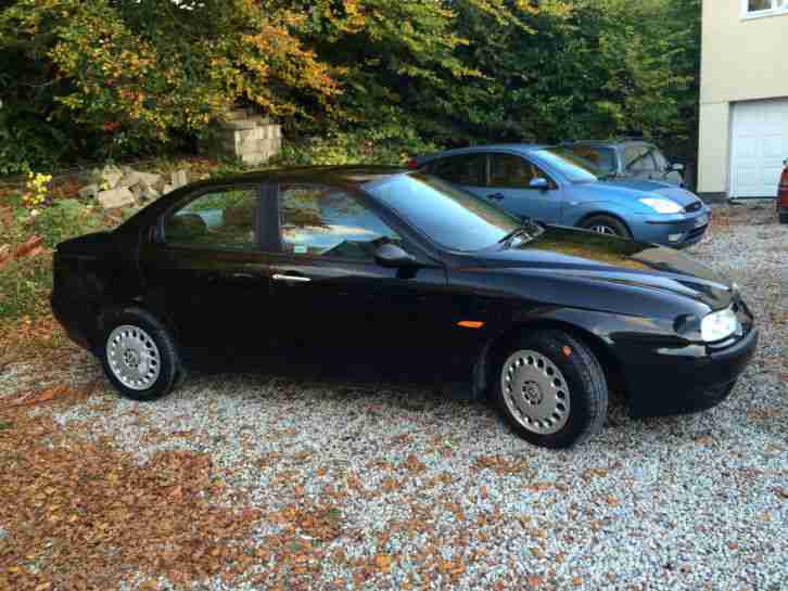 2001 156 T.SPARK BLACK 128k NO MOT