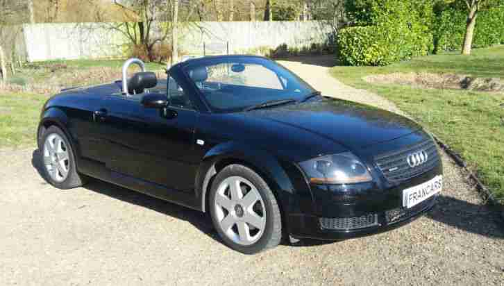 Audi TT. Audi car from United Kingdom
