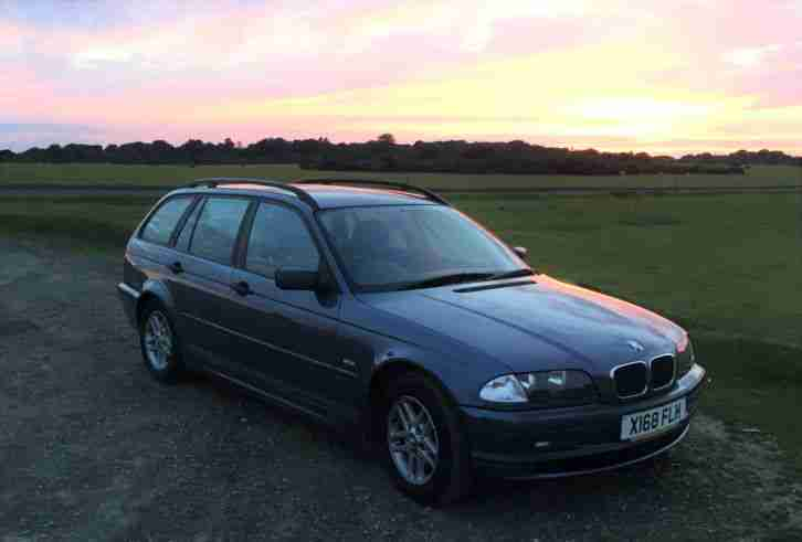 2001 BMW 320d TOURING 2.0 Diesel 45-50 Mpg Estate 5 Door