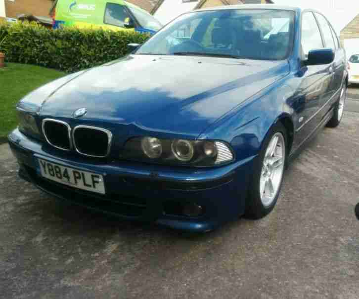 BMW 2001 530I SPORT AUTO Nice Condition 121000 Miles. Car