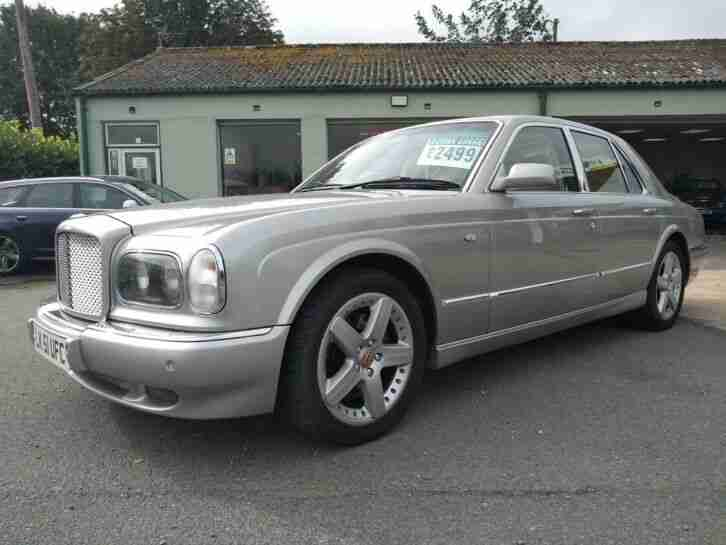 2001 Arnage Red Label Simply