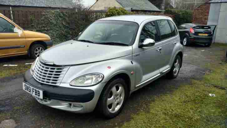 Pt Cruiser Touring Owners Manual
