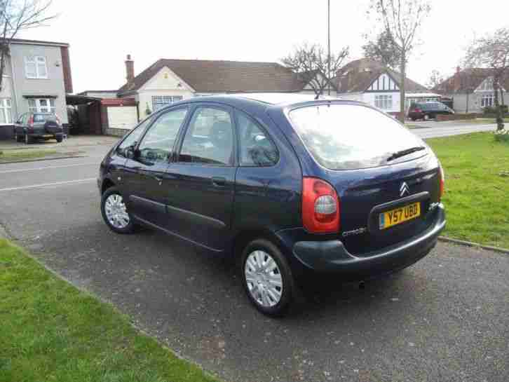 citroen 2001 xsara picasso 2 0 hdi sx 5dr car for sale. Black Bedroom Furniture Sets. Home Design Ideas