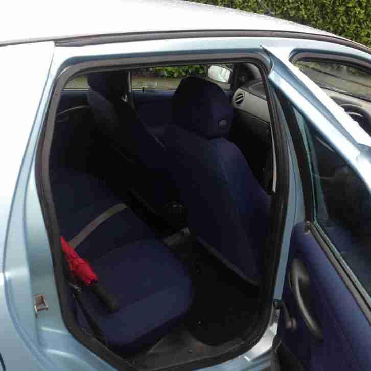 Fiat 2001 PUNTO ELX JTD BLUE. Car For Sale