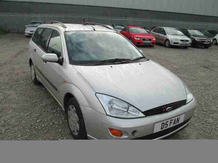 2001 FORD FOCUS LX 1.8 PETROL SILVER 1 KEEPER FROM NEW