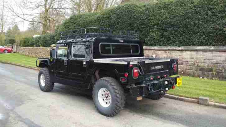 hummer 2001 h1 h1 6 5 v8 turbo diesel car for sale. Black Bedroom Furniture Sets. Home Design Ideas