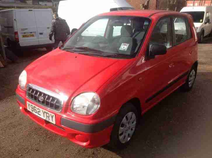 2001 AMICA LOW MILES 1.0 Si
